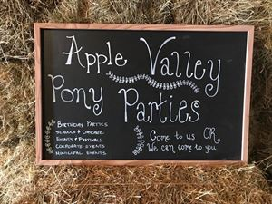 Apple Valley Pony Parties,LLC