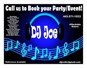 DJ Joe Biz