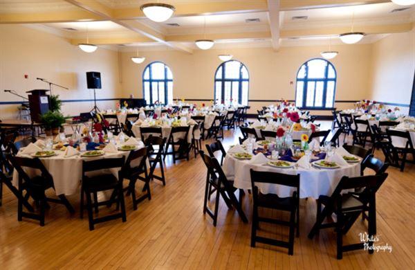 Abilene  C2 B7 Wedding Venues Elks Grand Ballroom