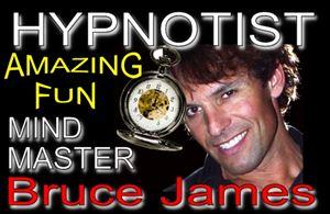 Bruce James Hypnotist