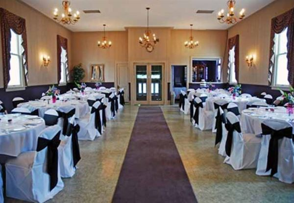 Point Of Grace Wedding Chapel Banquet Facility Coopersville Mi