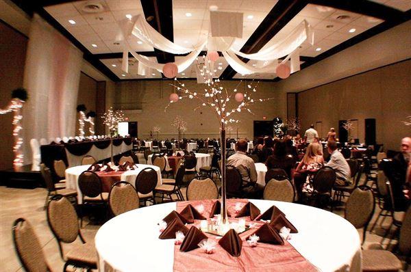The James E Bruce Convention Center