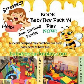 Baby Bee Pack 'N Play