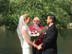 A Joyous Officiant