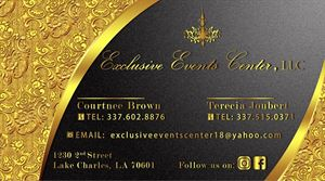 Exclusive Events Center, LLC