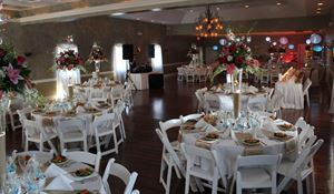 South Wall Banquet Facilities
