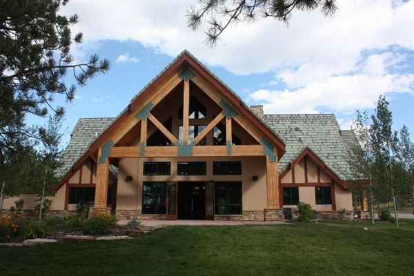 Lodge at Cathedral Pines