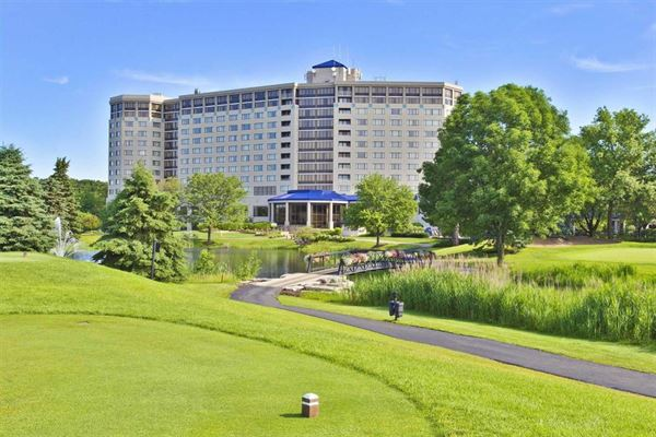 Hilton Chicago/Oak Brook Hills Resort and Conference Center
