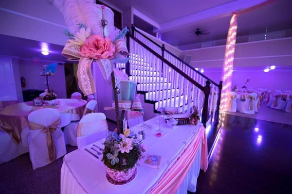 La Stanza Event Center Corpus Christi Tx Wedding Venue