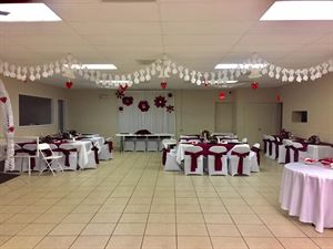 Samantha's Social Hall and Banquet Room
