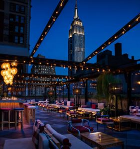 Magic Hour Rooftop at Moxy Hotel