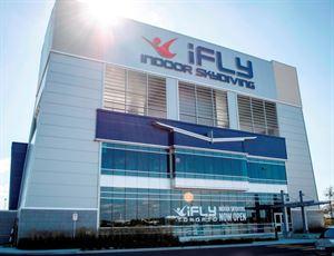 iFLY Toronto (Oakville) Indoor Skydiving