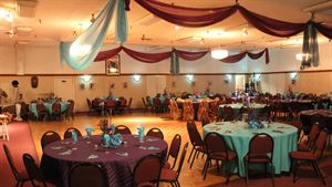 Return to Royalty Banquet Hall