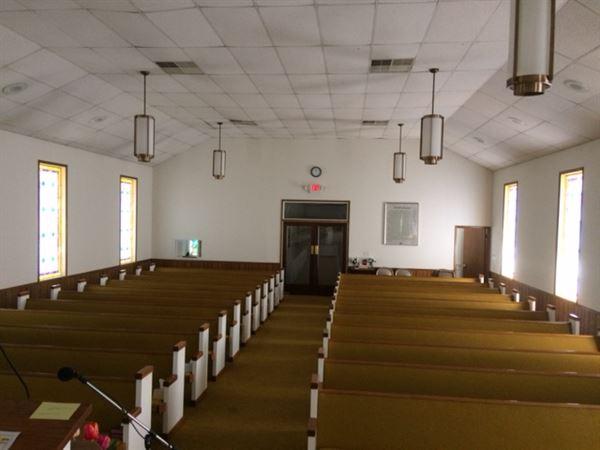 Gallaher Memorial Baptist Church