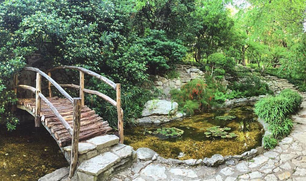 Zilker Botanical Garden Austin Tx Wedding Venue