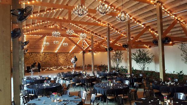 Opelika Wedding Venues Bottling Plant Event Center