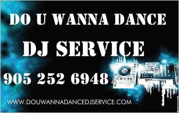 DO U WANNA DANCE DJ SERVICE