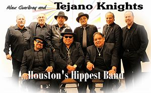 Tejano Knights aka WHAT IS HIP BAND