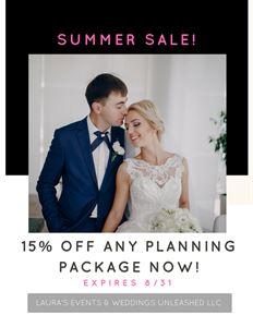 Laura's Events & Weddings Unleashed LLC