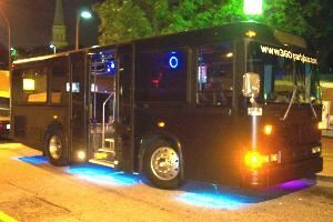 360 Party Bus