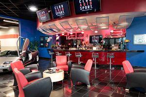 Lounge Bar & Reception