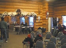 ADMA Mushers Hall