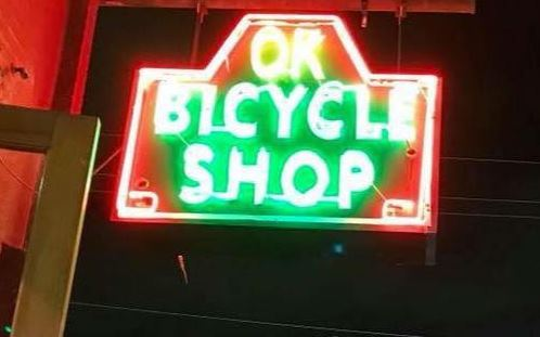 OK Bicycle Shop