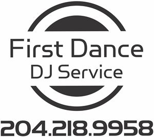 First Dance DJ Service