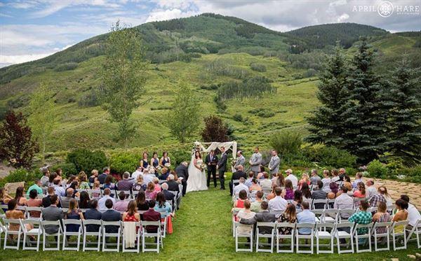 The Mountain Wedding Garden