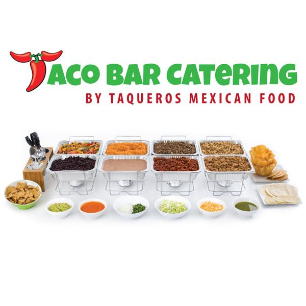 Taco Bar Catering