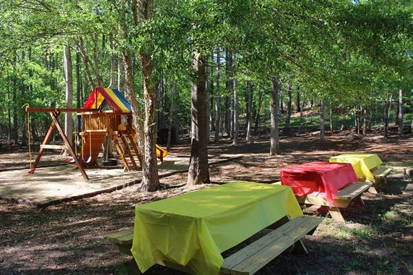 Fairview Water Gardens Country Park - Six Mile, SC - Party Venue