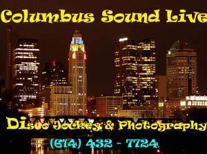 Columbus Sound live
