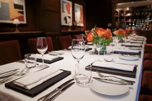 The Large Private Dining Room