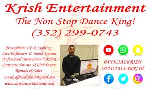 Krish Entertainment Services - Gainesville