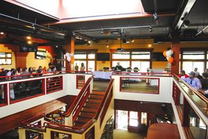 Firehouse Grill & Brewery