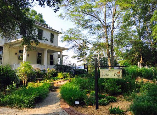 Cultural Arts Center - Robert-Mozley House