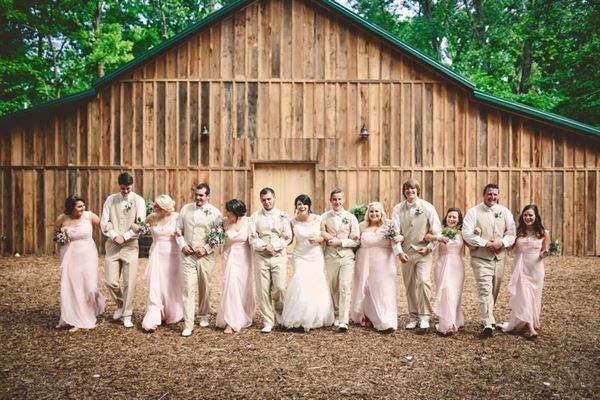 Rustic Oaks Weddings & Events Venue