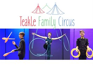 Teakle Family Circus