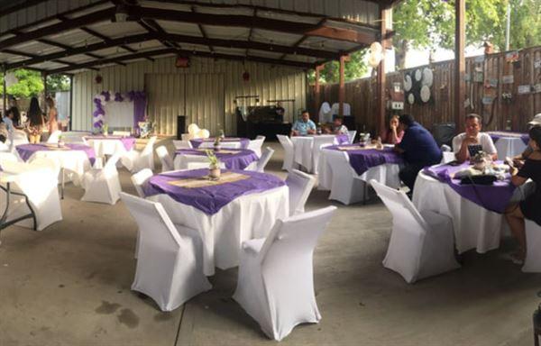 The Hidden Place Party Venue