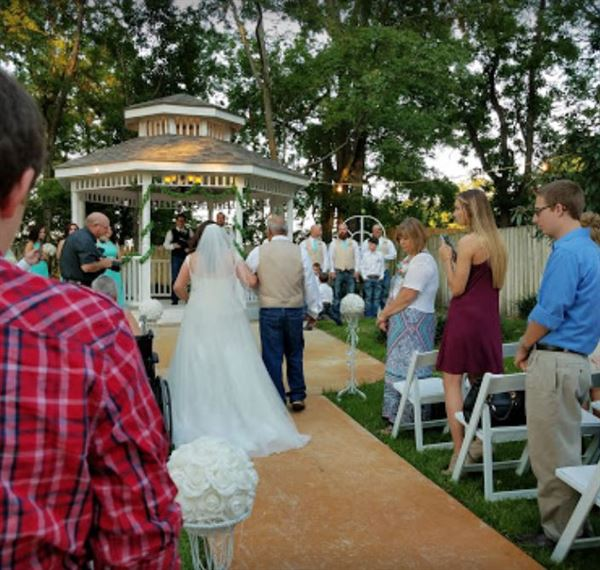 The Bella Rose Carthage Tx Wedding Venue