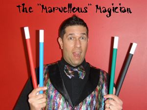 The Marvellous Magician