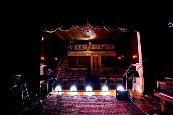 Lyric Hall Theater