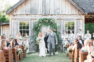 Cedar Lake Lodge Wedding Venue