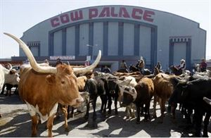 San Francisco Cow Palace