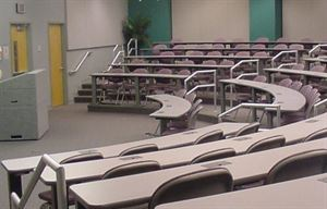 YKK Lecture Hall At The Dublin
