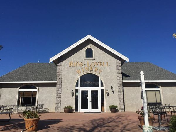 Rios-Lovell Estate Winery