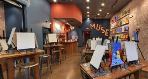 Muse Paintbar - West Hartford