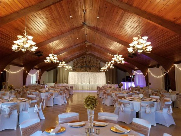 Izaak Walton Wedding & Banquet Center
