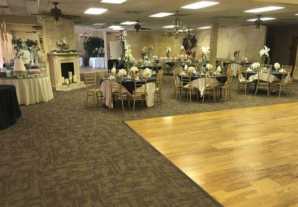 The White Room Arlington Tx Wedding Venue