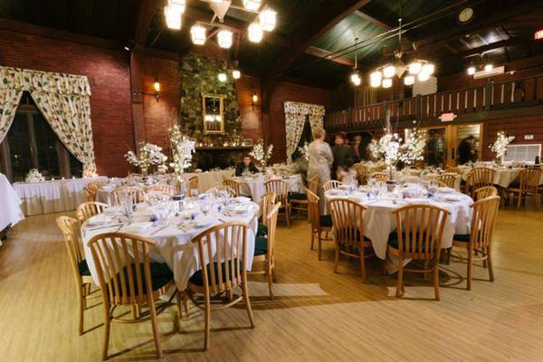 Hubbard Park Lodge Restaurant